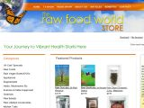 Living Nutritionals - The Raw Food World Promo Code