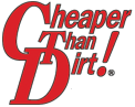 Cheaper Than Dirt Promo Code