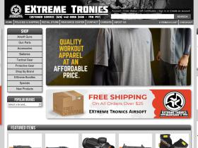 EXtreme Tronics Airsoft Promo Code