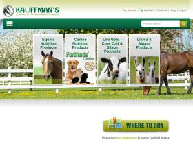Kauffmans Animal Health Promo Code