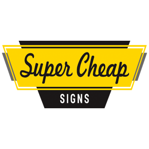 Super Cheap Signs Promo Code