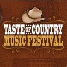 Taste Of Country Music Festival Promo Code